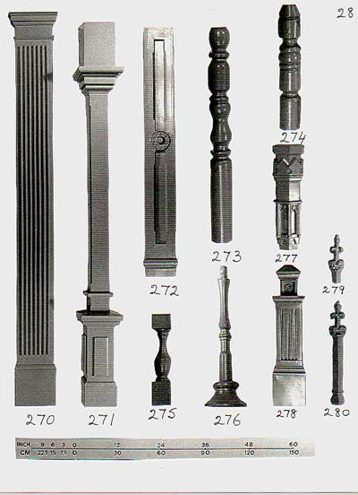 Spindles Thermoplastics
